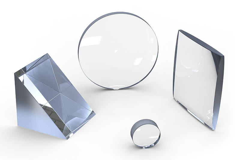 Optical Acrylic Lenses